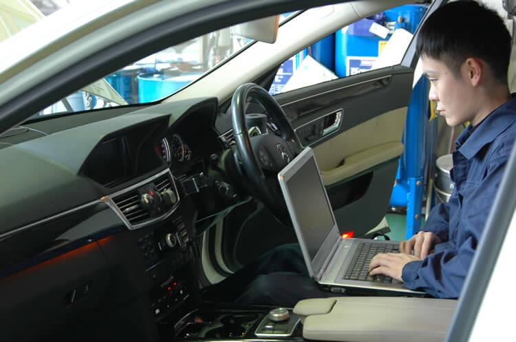 完成検査・車検合格